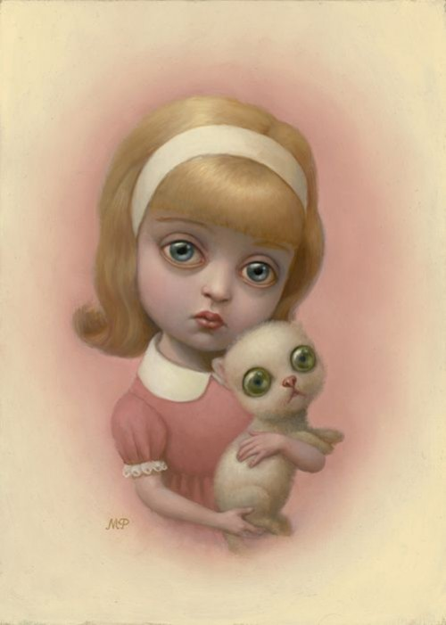 Hail to The King and Queen: Amazing Art by Mark Ryden and Marion Peck